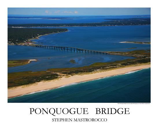 Ponquogue Bridge Print 3027