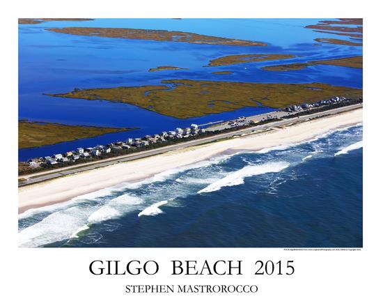 Gilgo Beach Print 7006